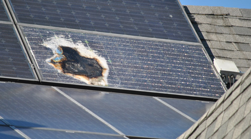 The Cost Of Leaks Failures And Fires Under Rooftop Solar