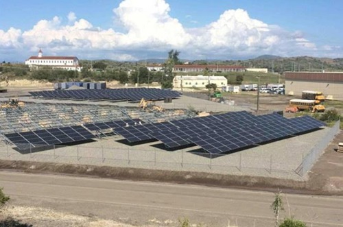 Solar FlexRack provides racking systems for two Guantanamo Bay installations