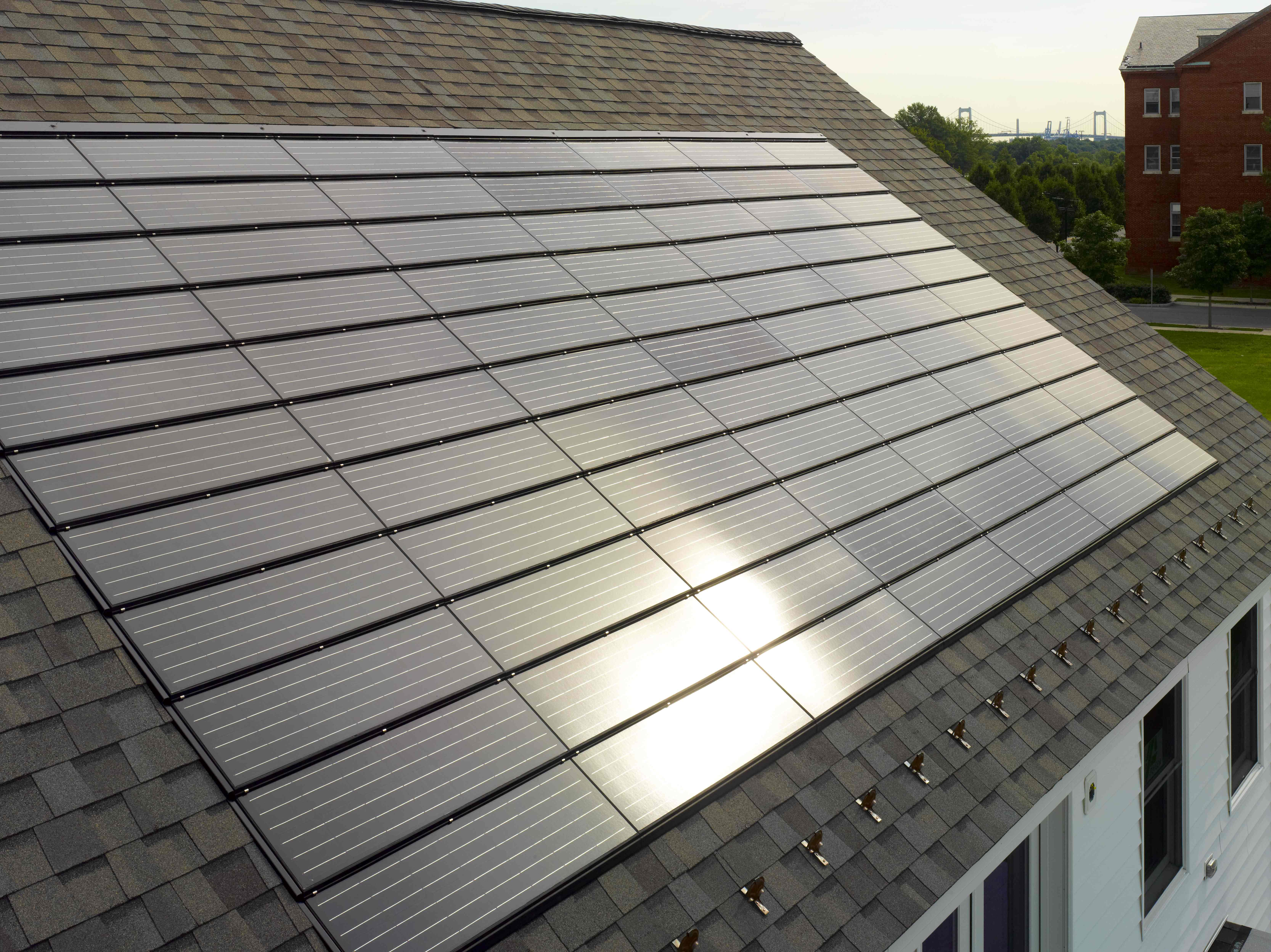 An Alternative To Typical Solar Installations Building