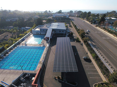 Boys & Girls Clubs of San Dieguito solar system