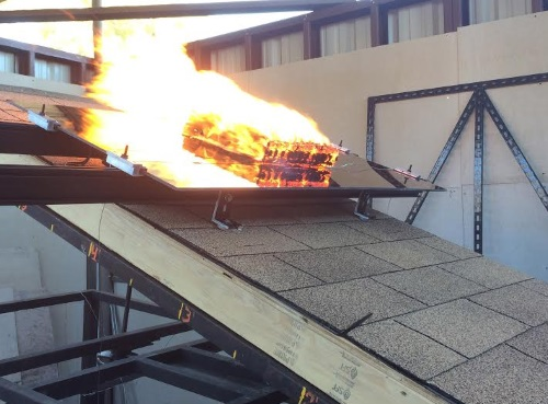 T 220 V Rheinland Offers Fire Testing Services Per Latest Ul
