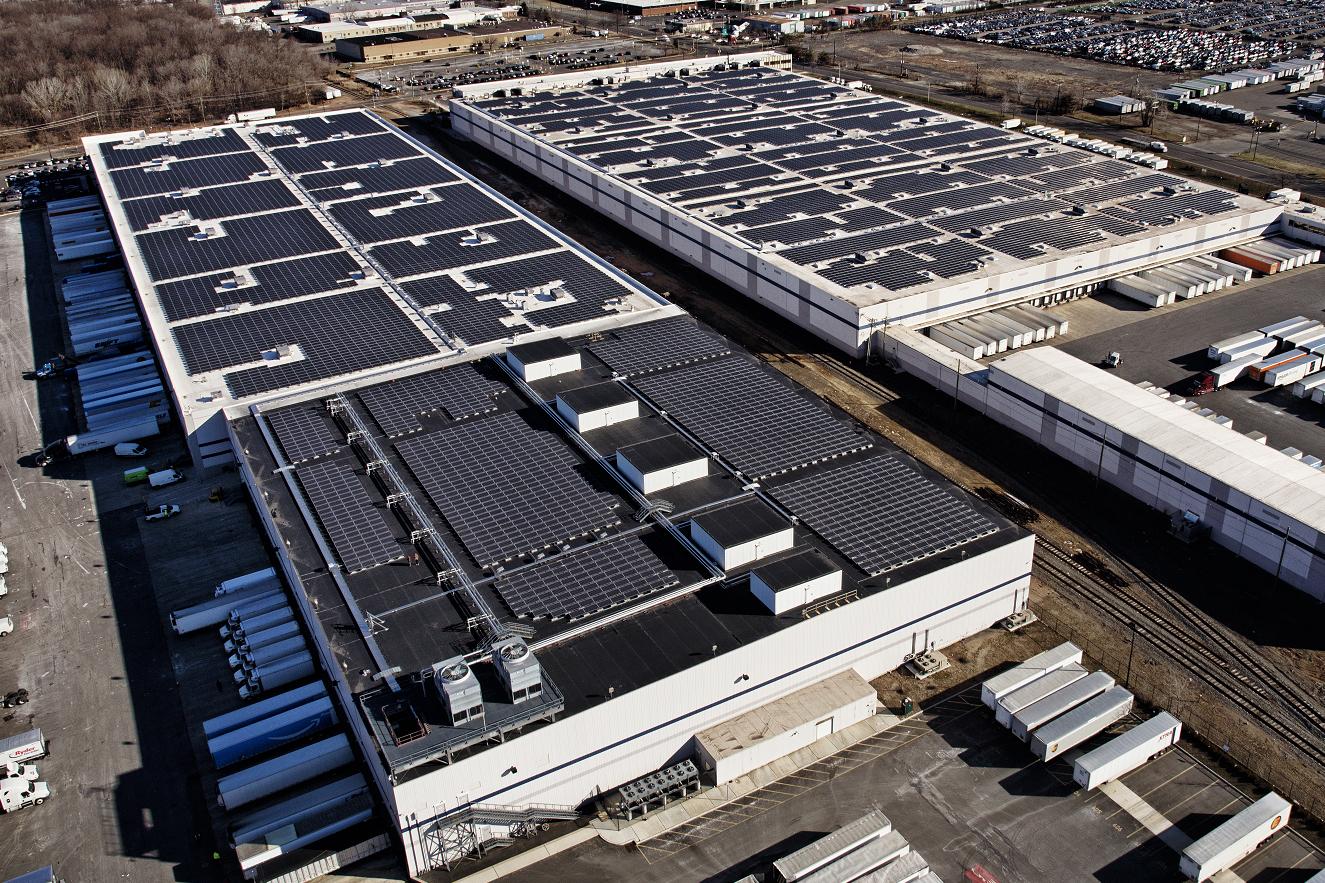 Amazon becomes largest corporate buyer of renewable energy in the U.S.