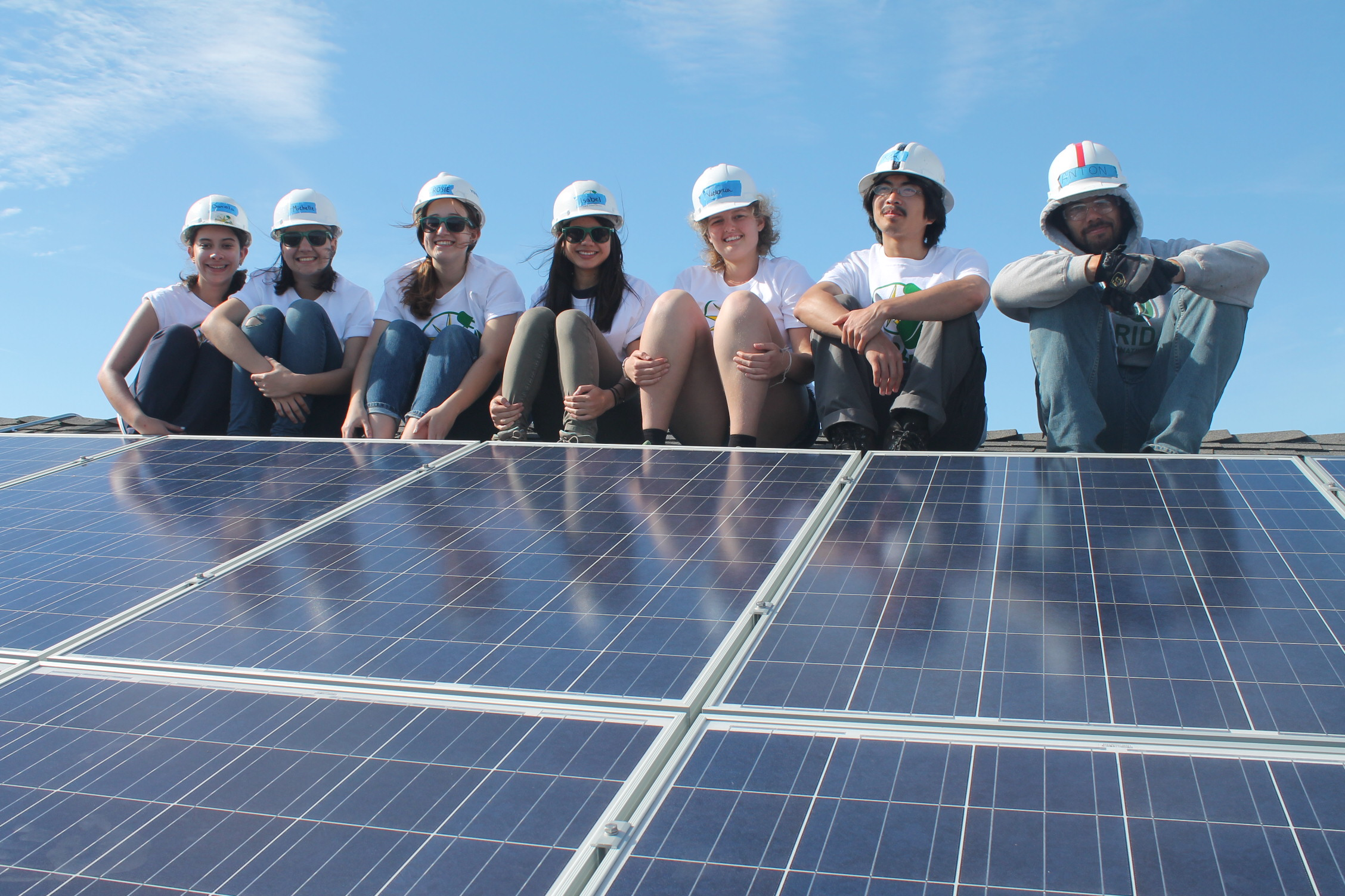 College Students To Install Solar For Low Income Families