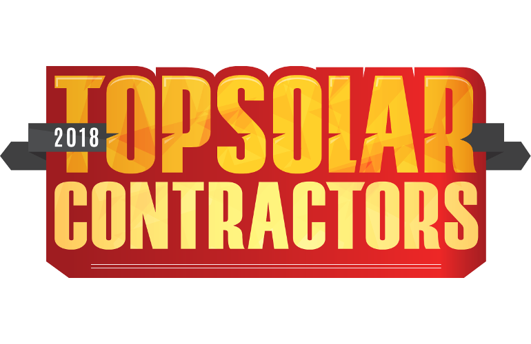 Solar Power World's 2018 Top Solar Contractors list