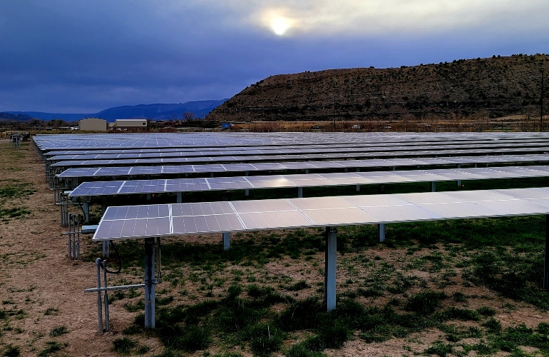 Standard Solar, Pivot Energy develop 4-MW Colorado solar project portfolio